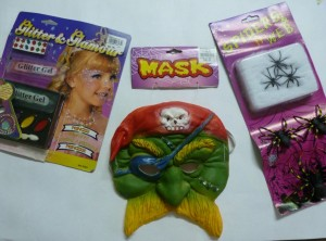 halloween toxic products and masks