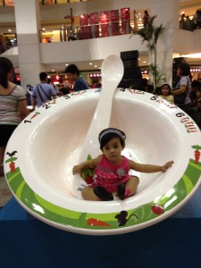FROM PREGNANCY TO PLAYGROUND EXHIBIT