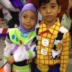 halloween smx buzz and woody
