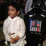 halloween smx darth vader luke skywalker