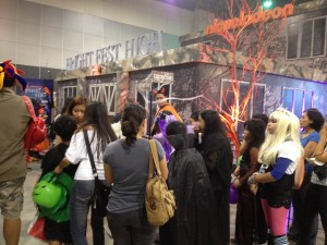 halloween at smx