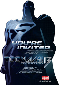 TOONAMI INCEPTION 2013 EASTWOOD