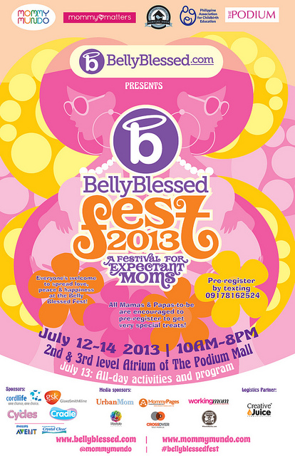 belly blessed FEAST 2013