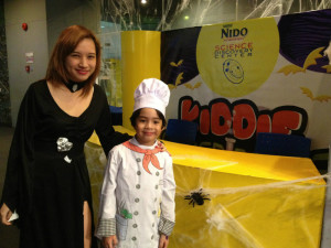 nido science discovery center spooky halloween