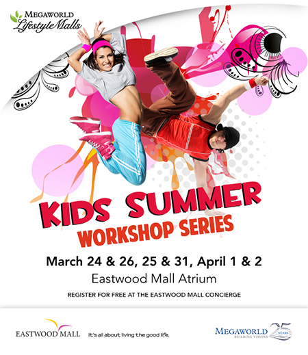 summer workshop act eastwood