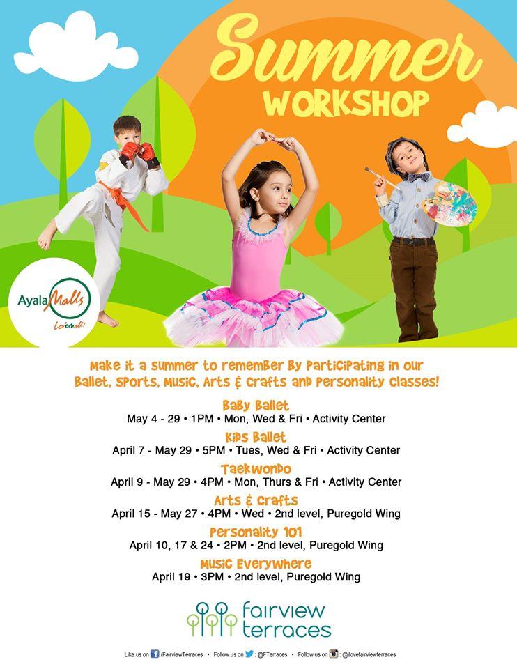 free workshop