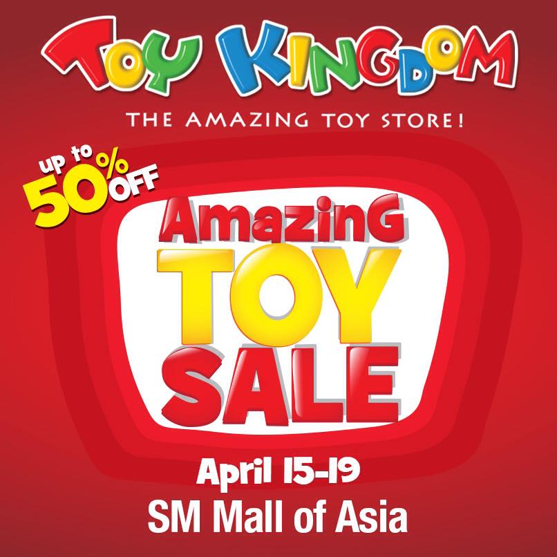 sm toy kingdom sale
