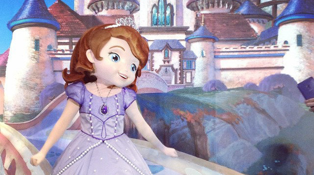 sofia the first edited 2